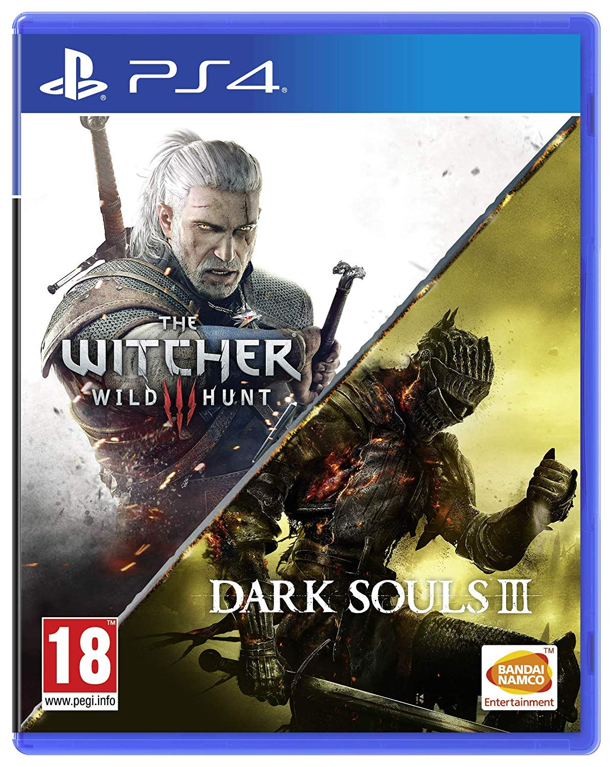 The Witcher 3 & Dark Souls 3 Double Pack (PS4)