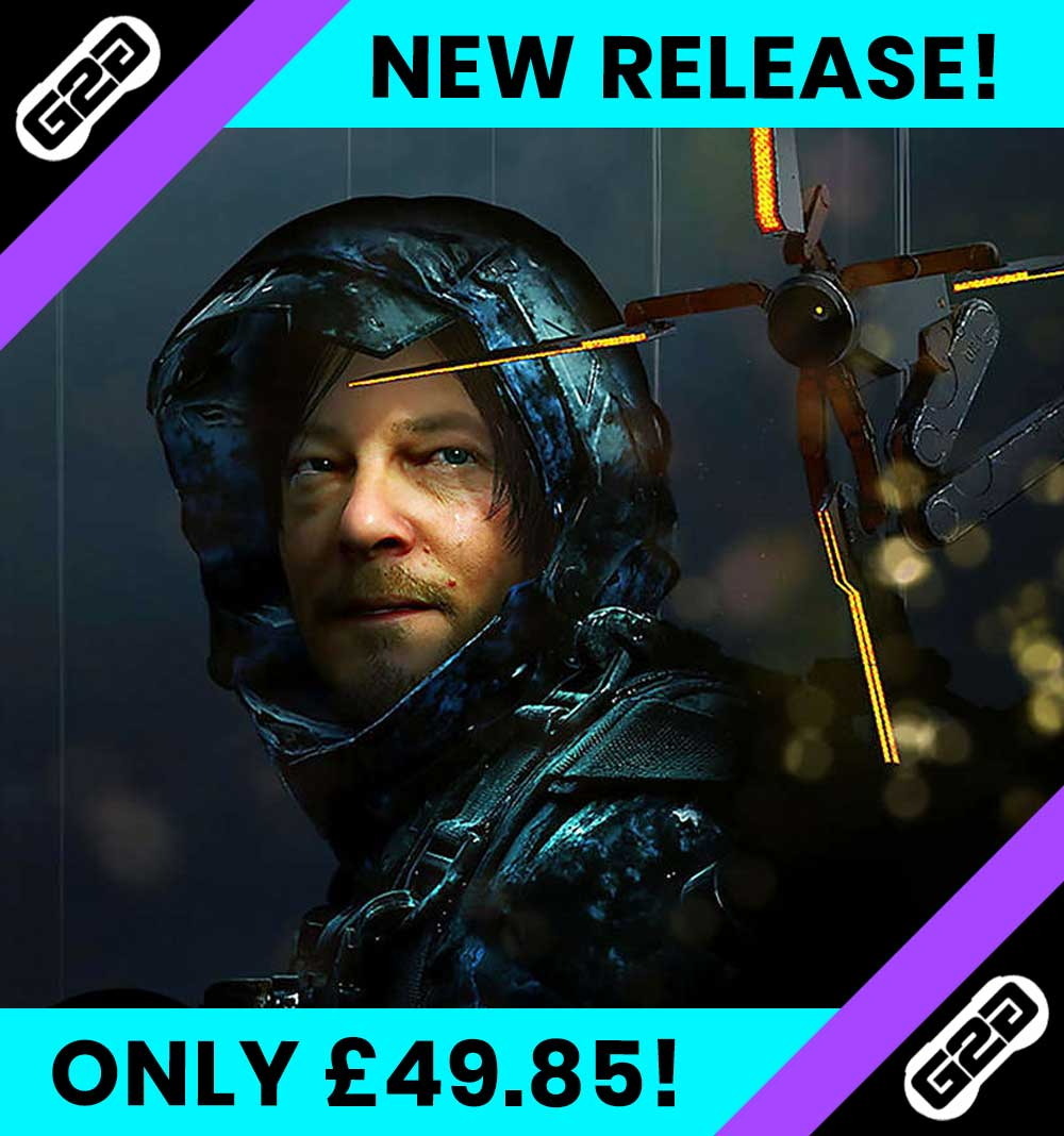 Death Stranding Out Now!