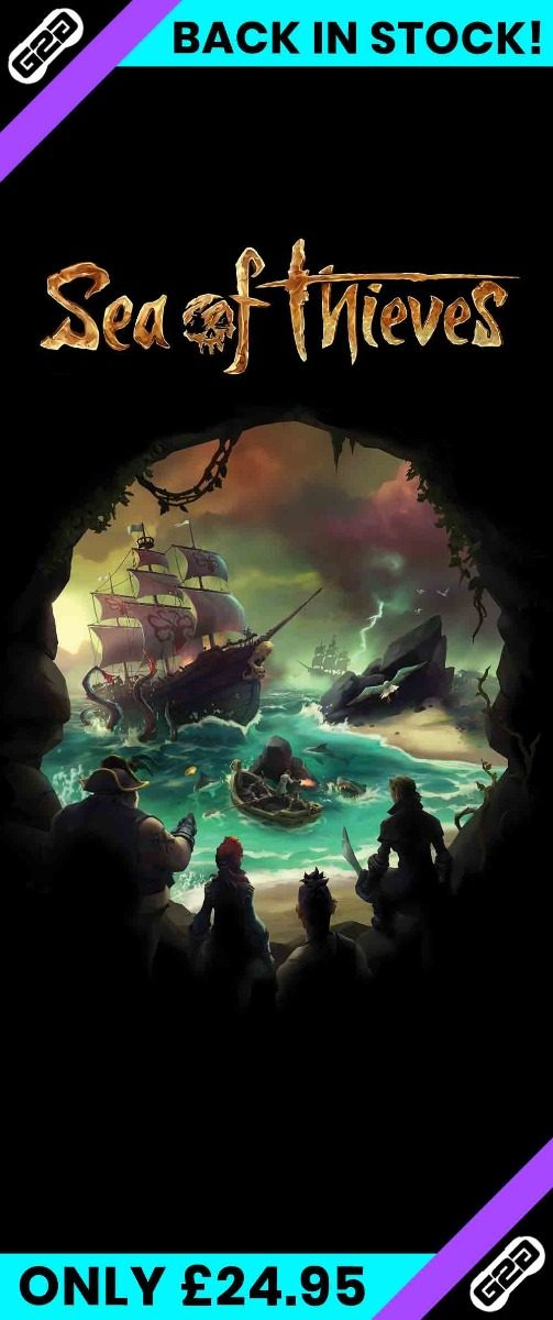 Sea of Thieves Back In Stock!