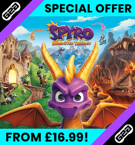 Spyro Now On Offer!