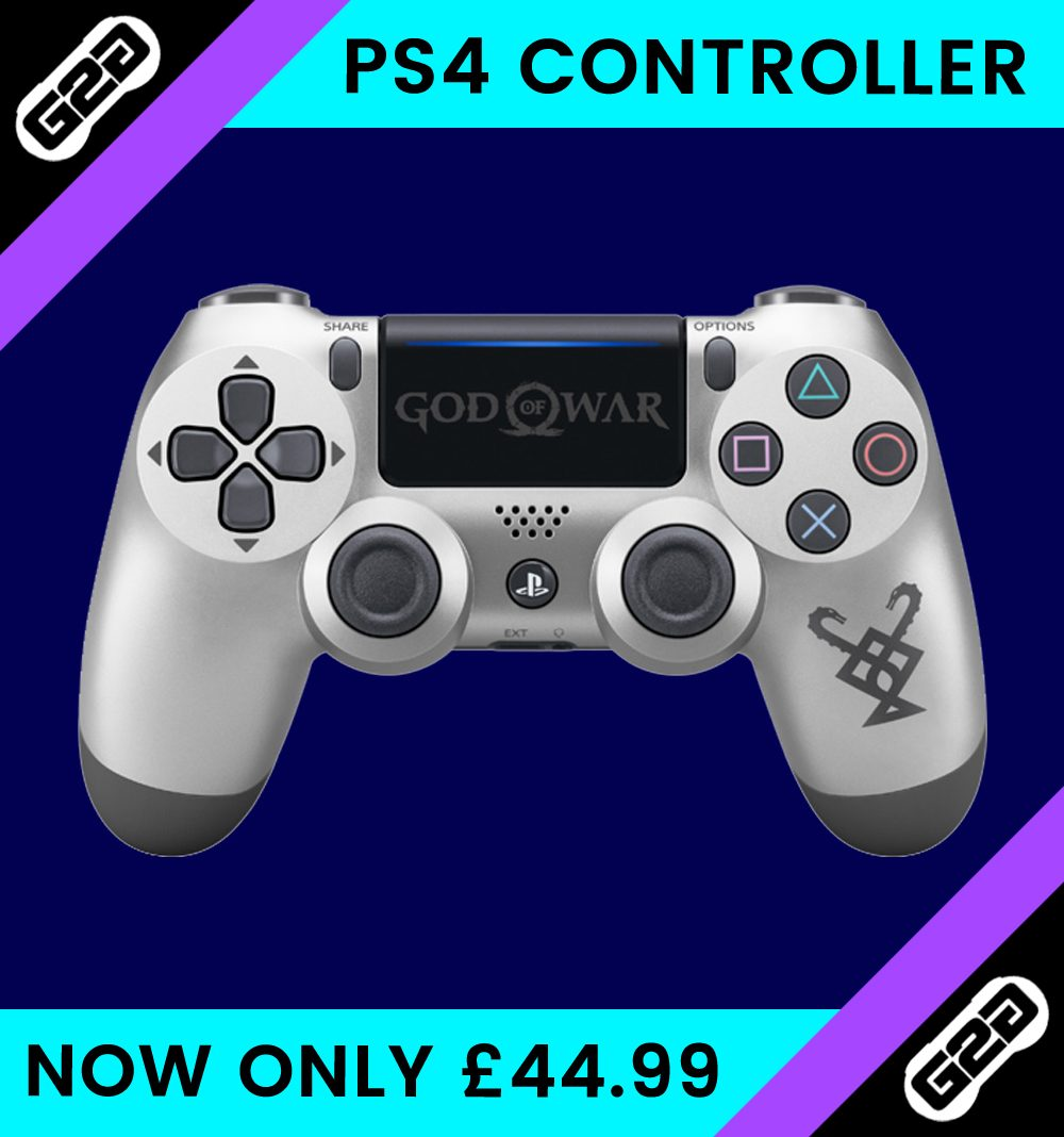PS4 God of War controller